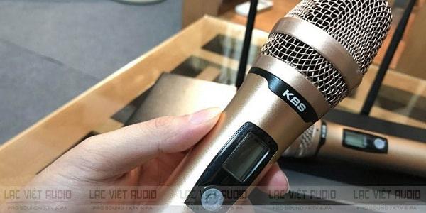 Giới thiệu về thương hiệu micro KBS