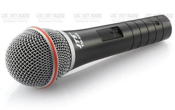 Micro JTS có ưu điểm như: thiết kế đẹp, hút âm tốt