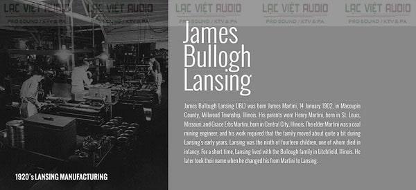 Một vài điều thú vị - Loa JBL của nước nào sản xuất