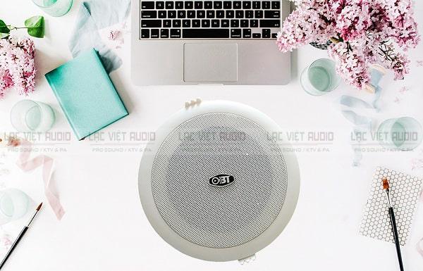 Mua loa âm trần chính hãng giá tốt tại Lạc Việt Audio