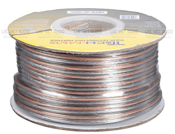 Phân biệt dây loa xịn và thường dựa theo chất liệu lõi