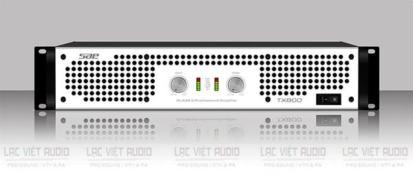 Cục đẩy SAE TX800 có thiết kế bắt mắt, linh hoạt