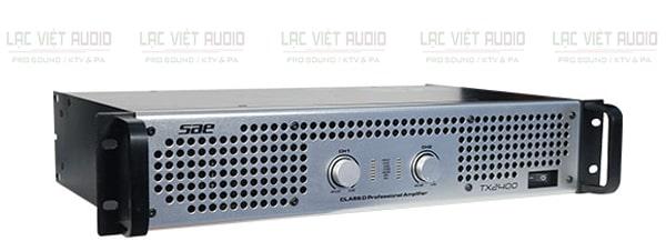 Cục đẩy SAE TX2400 có thiết kế hiện đại thân thiện với người dùng