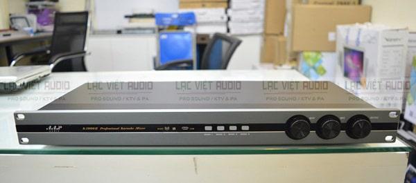 Vang số AAP có khả năng xử lý âm thanh cực tốt