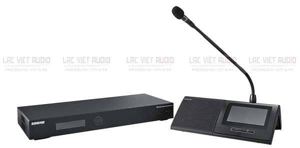 Giải pháp âm thanh hội thảo Shure DDS 5900 dễ cài đặt, sử dụng, nhiều tính năng