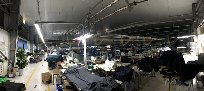 Hệ thống âm thanh thông báo phát nhạc nền chuyên nghiệp cho xưởng may công ty Sao Mai