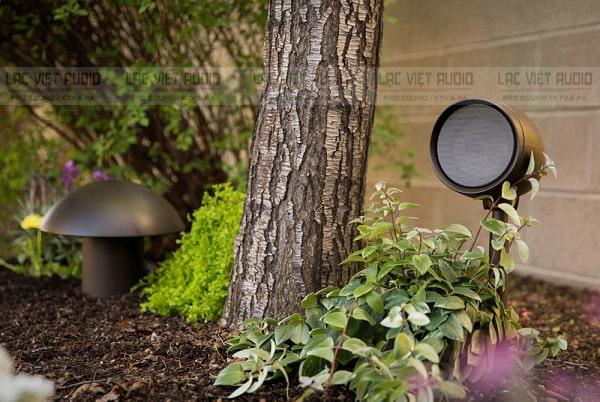 Loa cà phê sân vườn - Giải pháp âm thanh sân vườn thông minh mới