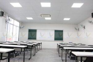 Loa dạy học thường nhỏ gọn, dễ lắp đặt và chất âm rõ ràng