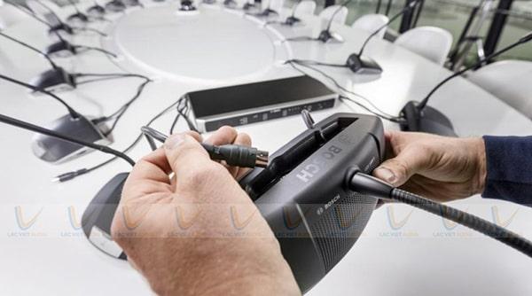 Micro hội thảo Bosch là hãng mic hàng đầu của Đức