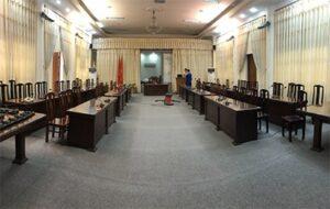 Dự án âm thanh phòng họp cho Bộ Tư lệnh Vùng 1 Hải Quân Nhân dân Việt Nam