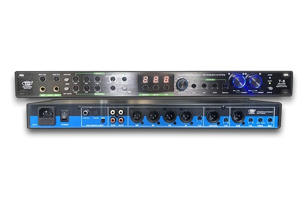 Vang cơ TD Acoustic T8