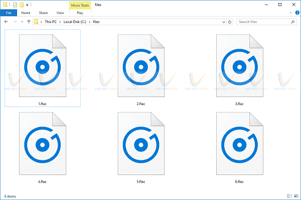 Cách mở file Flac là gì?