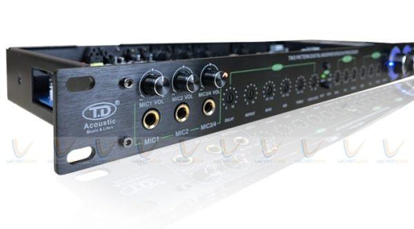 Vang TD Acoustic chống hú rít cực hiệu quả