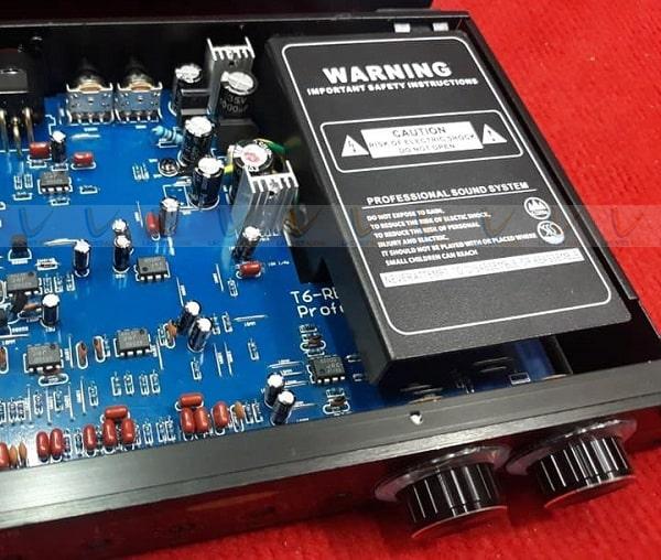 Vang cơ TD T6 Pro sở hữu công nghệ process audio