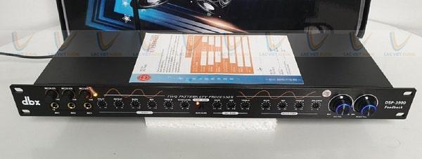 Vang cơ DBX 3900 cho chất âm thanh cực ngọt ngào, chống hú rít tốt