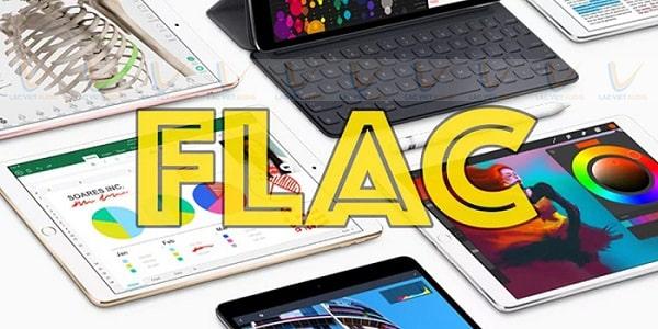 File Flac không mở được có thể do sai đuôi