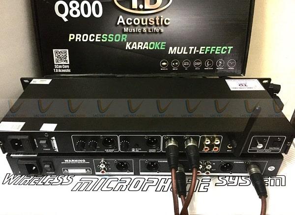 Giá vang cơ TD Q800 khá rẻ