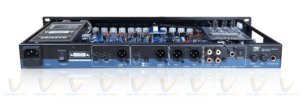Vang cơ TD Acoustic T6 Pro hỗ trợ cổng ra loa sub