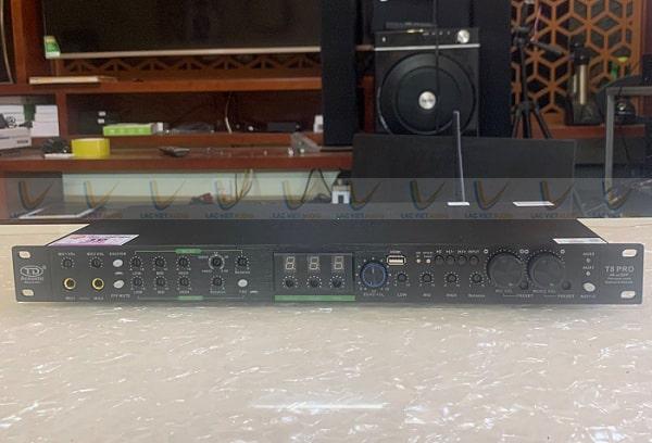 Vang T8 Pro hỗ trợ nhiều nguồn nhạc đầu vào