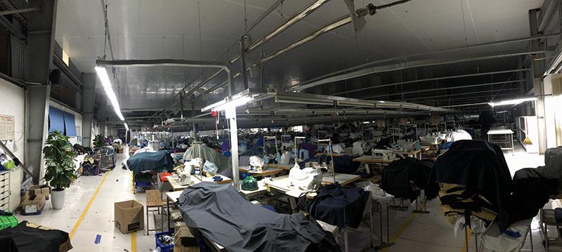 Toàn cảnh nhà xưởng chất lượng của Lạc Việt Audio