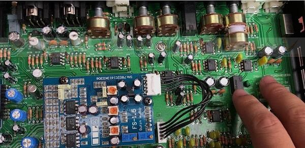 Vang gutin Km 320 sở hữu mạch lọc âm cao cấp