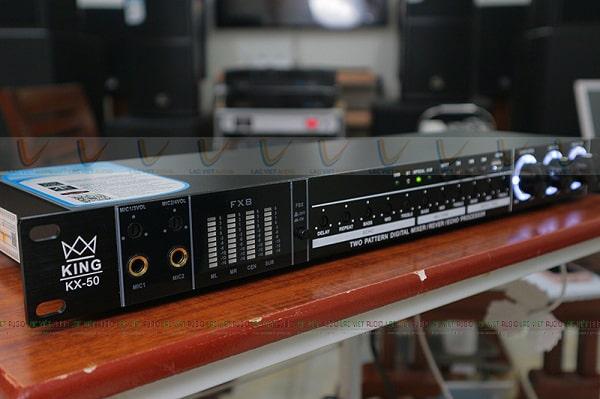 Lạc Việt Audio - Đơn vị phân phối độc quyền vang cơ KING chính hãng