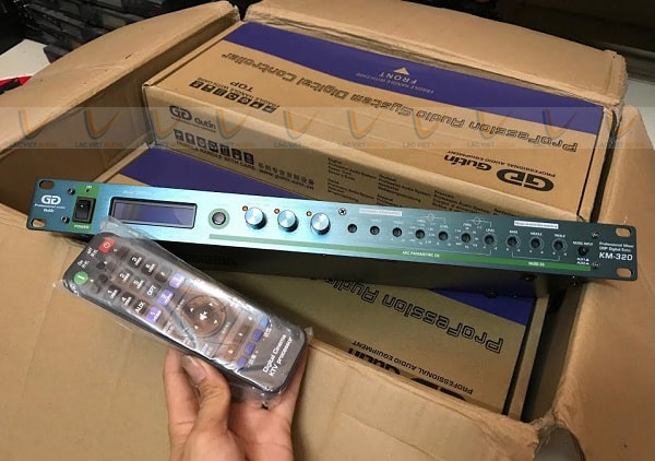 Mua vang cơ Gutin KM-320 chính hãng giá tốt tại Lạc Việt Audio