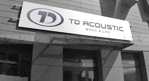 TD Acoustic thương hiệu âm thanh nổi tiếng của Trung Quốc