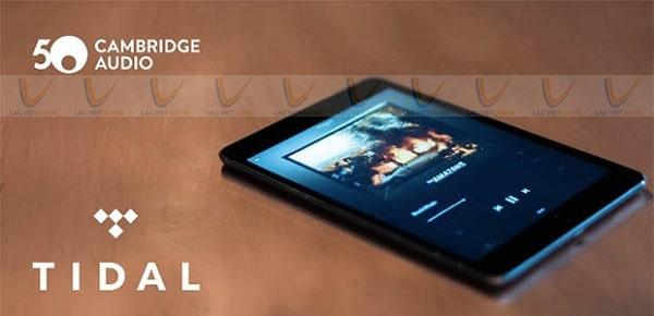 Tidal là phần mềm nghe nhạc Flac chất lượng cao