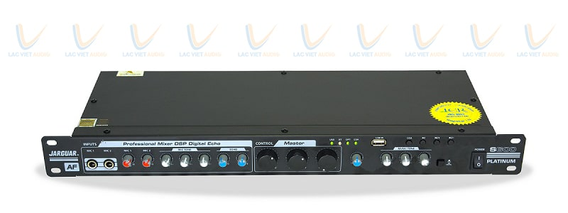 Vang cơ Jarguar S600 thiết kế sang trọng, dễ sử dụng