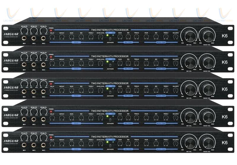 Mua vang cơ Jarguar K6 giá rẻ tại Lạc Việt Audio