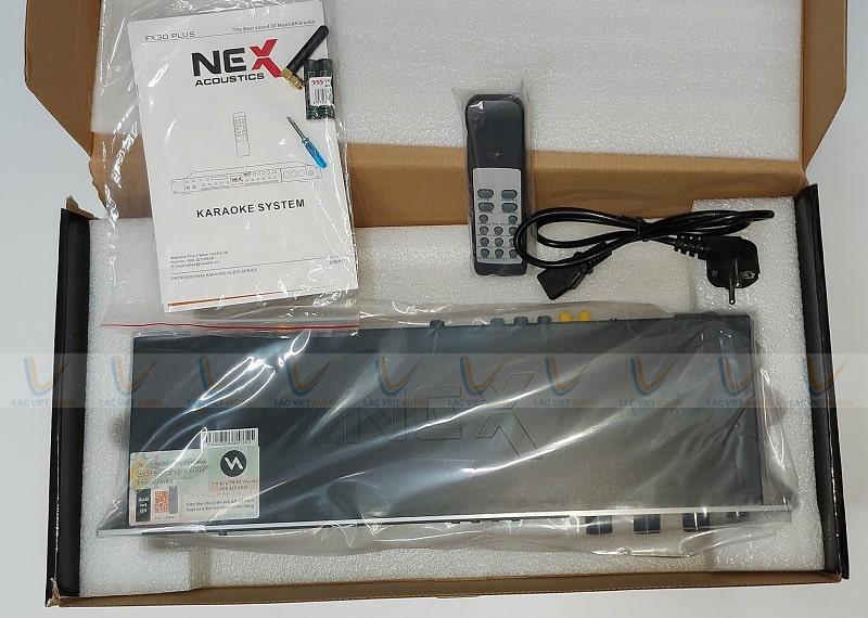 Vang cơ NEX FX30 Plus tương thích tốt với nhiều thiết bị khác