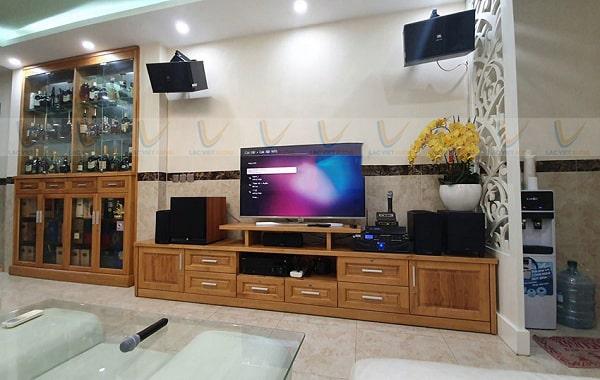 Vang cơ NEX chủ yếu được sử dụng trong các dàn karaoke gia đình