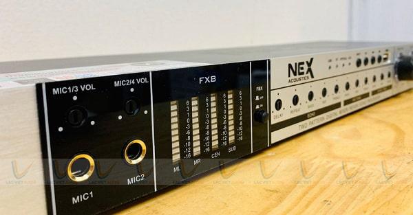 Vang cơ bluetooth NEX FX8