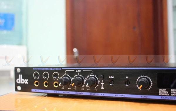 Vang cơ DBX thương hiệu âm thanh nổi tiếng của Mỹ