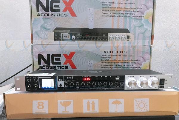 Vang cơ FX20 Plus cho phép người dùng sử dụng nhiều nguồn âm: bluetooth, RCA, Optical,...
