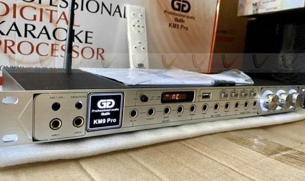 Vang cơ Gutin chính hãng cho chất lượng âm thanh hay, chuyên nghiệp