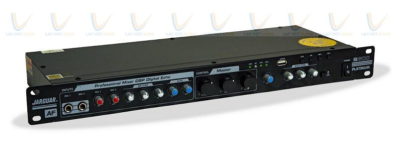 Vang Jarguar S600 Platinum có khả năng chống hú cực tốt loại bỏ 80% tiếng hú
