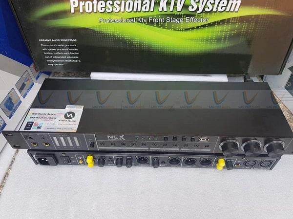 Mua vang NEX FX10 chính hãng, giá tốt tại Lạc Việt Audio