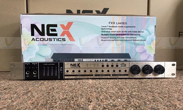 Vang cơ NEX FX9 Limited chính hãng, phiên bản giới hạn