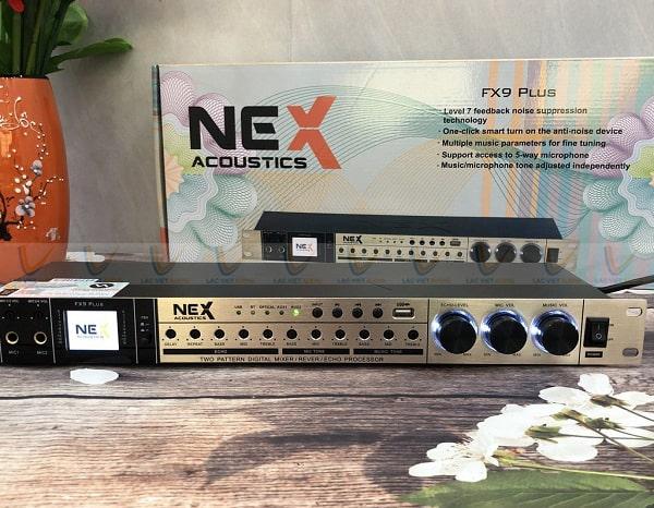 NEX FX-9 Plus chống hú rít tốt