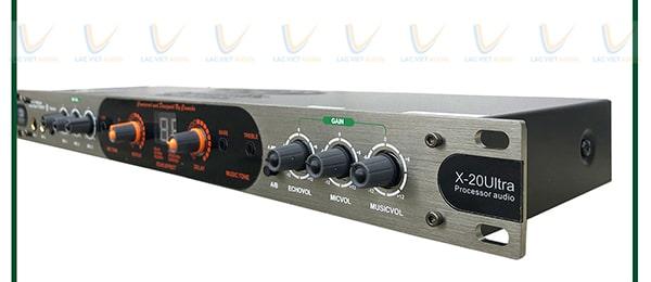 Vang cơ TD Acoustic X20 Ultra sở hữu nhiều tính năng ưu điểm vượt trội