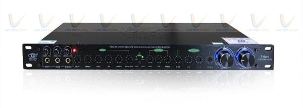 Vang cơ T6 Pro hỗ trợ cổng quang optical và aux