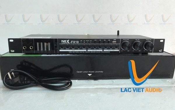 Vang cơ NEX FX10 xử lý âm thanh hay, ấn tượng