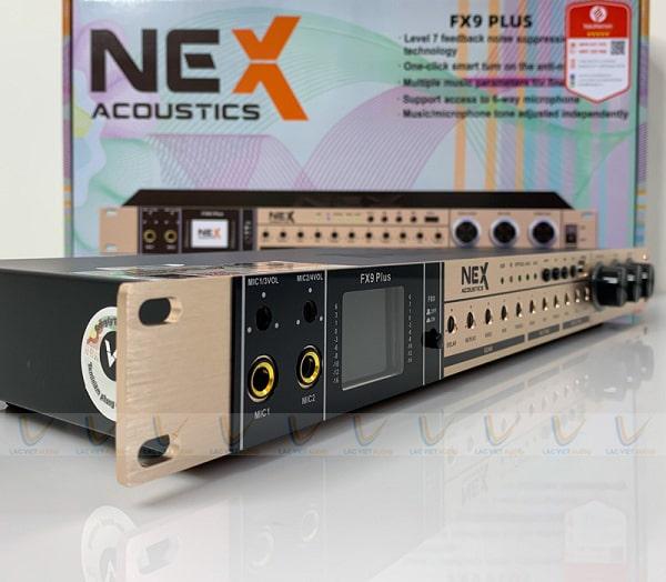 Hình ảnh thực tế vang NEX Acoustics FX9 Plus tại Lạc Việt Audio