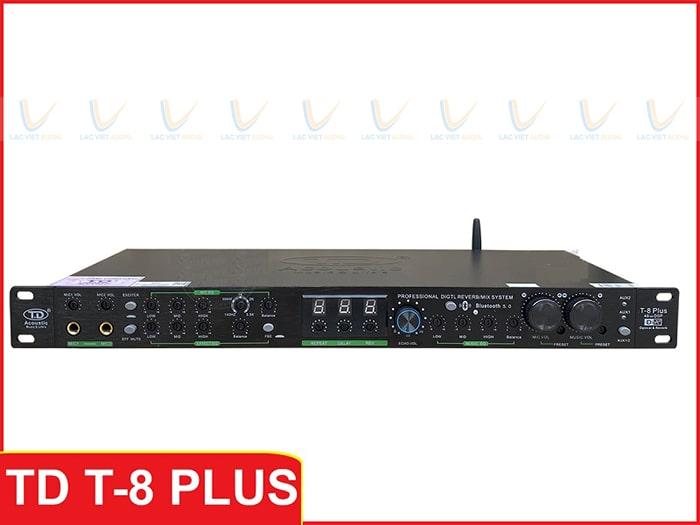 Vang cơ TD Acoustic T8 Plus được sử dụng khá phổ biến hiện nay