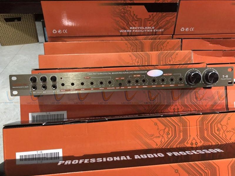 Domus T6 có khả năng xử lý âm thanh chuyên nghiệp, mượt mà