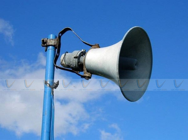 Cách phát âm loa phóng thanh tiếng anh là gì?