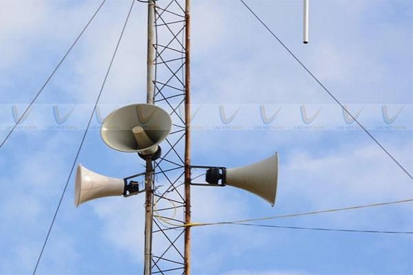 Hệ thống loa phát thanh không dây cực bền bỉ