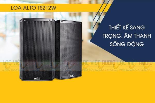Loa sân khấu bass 30 Alto TS212W
